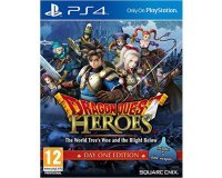 Base.com: Le Jeu PS4 Dragon Quest Heroes Edition Day One à 18,12€