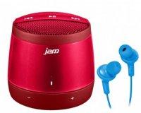 Bax-shop: Enceinte JAM Touch Wireless Speaker + écouteurs intra-auriculaires offerts à 26€