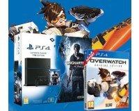 Micromania: Overwatch offert pour l'achat d'un pack PS4 ou Xbox One parmi une sélection