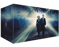 Zavvi: Coffret blu-ray The X-Files - Intégrale des 9 saisons - édition Limitée à 68,40€