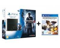 Fnac: 1 pack PS4 Uncharted 4 acheté = le jeu Overwatch offert