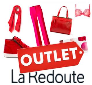 Code promo La Redoute : Profitez de remises jusqu'à -75% sur l'outlet