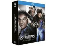 Amazon: Coffret 5 Blu-ray intégrale X-men à 29,99€