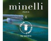 """Minelli: [En magasin] 1 bracelet """"Brin d'Amour"""" offert pour tout achat d'au moins 109€"""