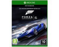 Cdiscount: Forza Motorsport 6 Edition Day One sur Xbox One à 25€