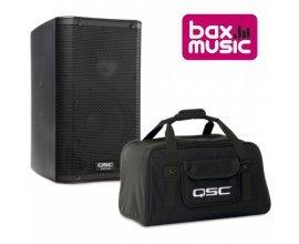 Bax-shop: Un sac de transport offert pour l'achat d'une enceinte K.2 de la marque QSC