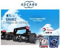Oscaro: 2 stages de pilotage dans une monoplace de compétition à gagner