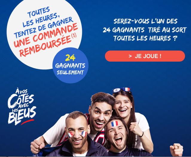 Code promo Carrefour Drive : Tentez de remporter votre commande