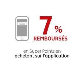 Rakuten: 7% de vos achats remboursés en achetant via les applications Mobiles & iPad