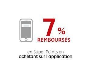 PriceMinister: 7% de vos achats remboursés en achetant via les applications Mobiles & iPad