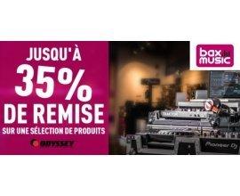 Bax-shop: Jusqu'à -35% sur une sélection d'équipements pour DJ de la marque Odyssey