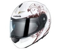 Motoblouz: Casque moto Schuberth C3 Pro Woman Euphoria Taille 50 à 279€
