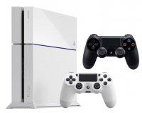 Cdiscount: Console PS4 500 Go Blanche + 1 manette à 299,99€ au lieu de 409,98€