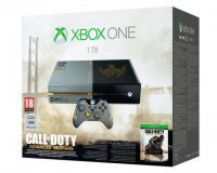 Fnac: Console Xbox One Collector 1 To + Call Of Duty Advanced Warfare à 250€