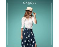 Caroll: [Jusqu'à 15h] -10% supplémentaires sur tous les produits soldés