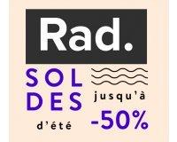 Rad: Soldes d'été jusqu'à -50% de réduction
