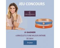 Be: 6 bracelets de prestige Charriol