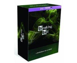 Amazon: Breaking Bad - Edition collector en DVD à 24,50 €