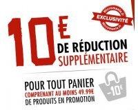 Micromania: 10€ de réduction supplémentaire dès 49,99€ de produits en promotion achetés