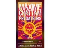 Glose: Trilogie Maxime Chattam à -50%