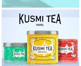 Kusmi Tea: 2 thés achetés = 1 offert