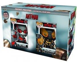 Amazon: Coffret Blu-ray Ant-man + 2 figurines Ant-man & Yellow Jacket à 25,41€