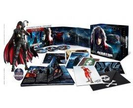 Amazon:  Coffret BLU-RAY ALBATOR - Edition limitée Figurine & goodies à 64,99€