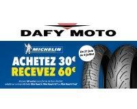 Dafy Moto: GoodDeal sur les pneus Michelin Pilot Road 4 : payez 30€ le bon d'achat de 60€