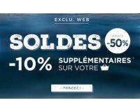 Oxbow: 10% de remise supplémentaire sur les soldes dès 70€ d'achat