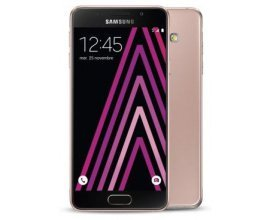 Webdistrib: Smartphone SAMSUNG Galaxy A3 Rose Edition 2016 à 236€ (dont 50€ via ODR)