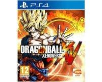 Amazon: Jeu Dragon Ball Xenoverse sur PS4 ou Xbox One à 17,99€