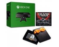 Amazon: Pack Xbox One 500 Go + Carte cadeau Amazon.fr de 100€ + Gears of War à 299€
