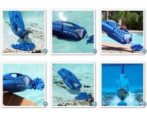 l 39 aspirateur batterie pour piscine pool blaster max. Black Bedroom Furniture Sets. Home Design Ideas