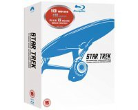 Zavvi: Star Trek 1 à 10 - Coffret Rémasterisé Blu-ray à 29,99€