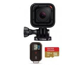 Amazon: [Premium] Pack Gopro HERO Session + Télécommande + Carte 32 Go à 215€