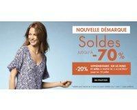Caroll: -20% supplémentaires sur les robes et jupes dès 2 achetées