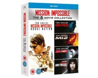 Zavvi: Coffret Blu-ray Mission Impossible 1 à 5 à 12,09€