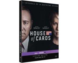 Femme Actuelle: DVD Saison 4 House of Cards à gagner