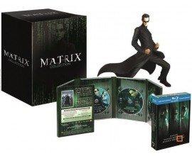 Cdiscount: Coffret Blu-ray collector Matrix 1, 2 et 3 + 1 statuette de Neo (30 cm) à 35,60€