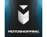 Motoshopping: -15€ dès 120€, -30€ dès 200€, -50€ dès 300€ & -80€ dès 450€ d'achat