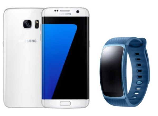 Code promo Boulanger : 1 montre connectée Gear Fit 2 offerte pour l'achat d'un Galaxy S6, S7 ou S7 Edge