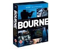 Zavvi: Coffret Blu-ray The Bourne Collection (4 films) à 10,84€
