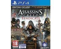 Amazon: Assassin's Creed Syndicate - Edition spéciale sur PS4 à 18.39€