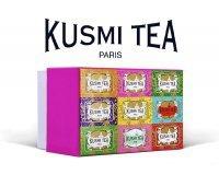 Kusmi Tea: Un coffret de rangement offert pour l'achat de trois thés miniatures