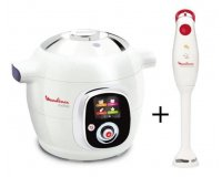 Cdiscount: Pack Cookeo + pied mixeur TURBOMIX à 189,99€