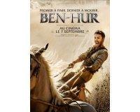 Carrefour: 500 places de cinéma pour le film Ben-Hur à gagner