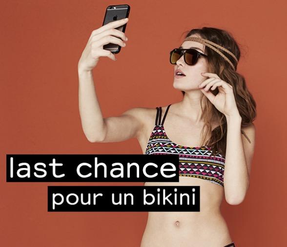 Code promo Undiz : Bikini party : votre maillot de bain à moins de 15€