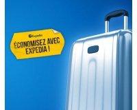 Expedia: Formules vols aller / retour + 2 nuits d'hôtel  à 179€ ou moins