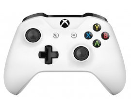 Amazon: Manette Xbox One S blanche à 39,99€ au lieu de 59,99€