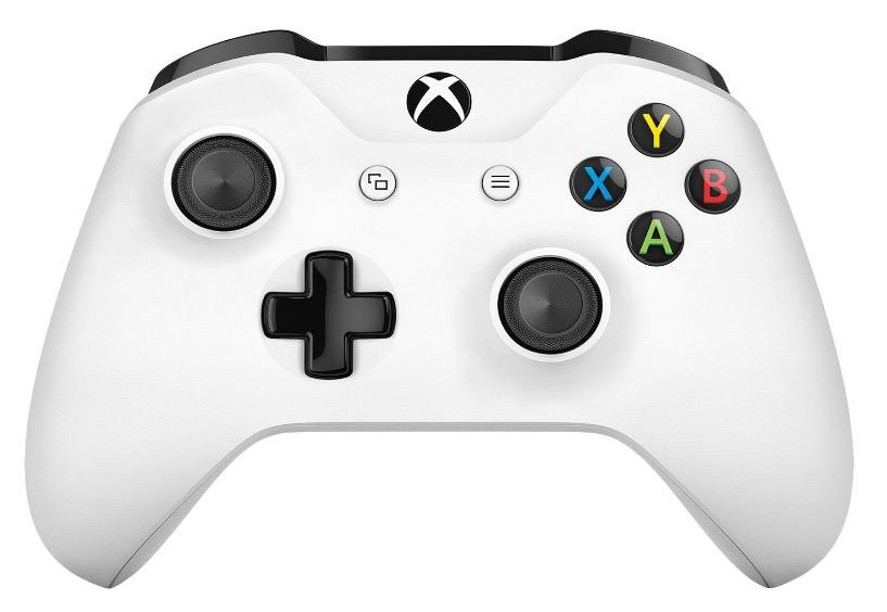 Code promo Amazon : Manette Xbox One S blanche à 39,99€ au lieu de 59,99€